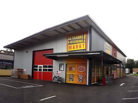Getränkemarkt Feldkirchen: große Auswahl an Getränken
